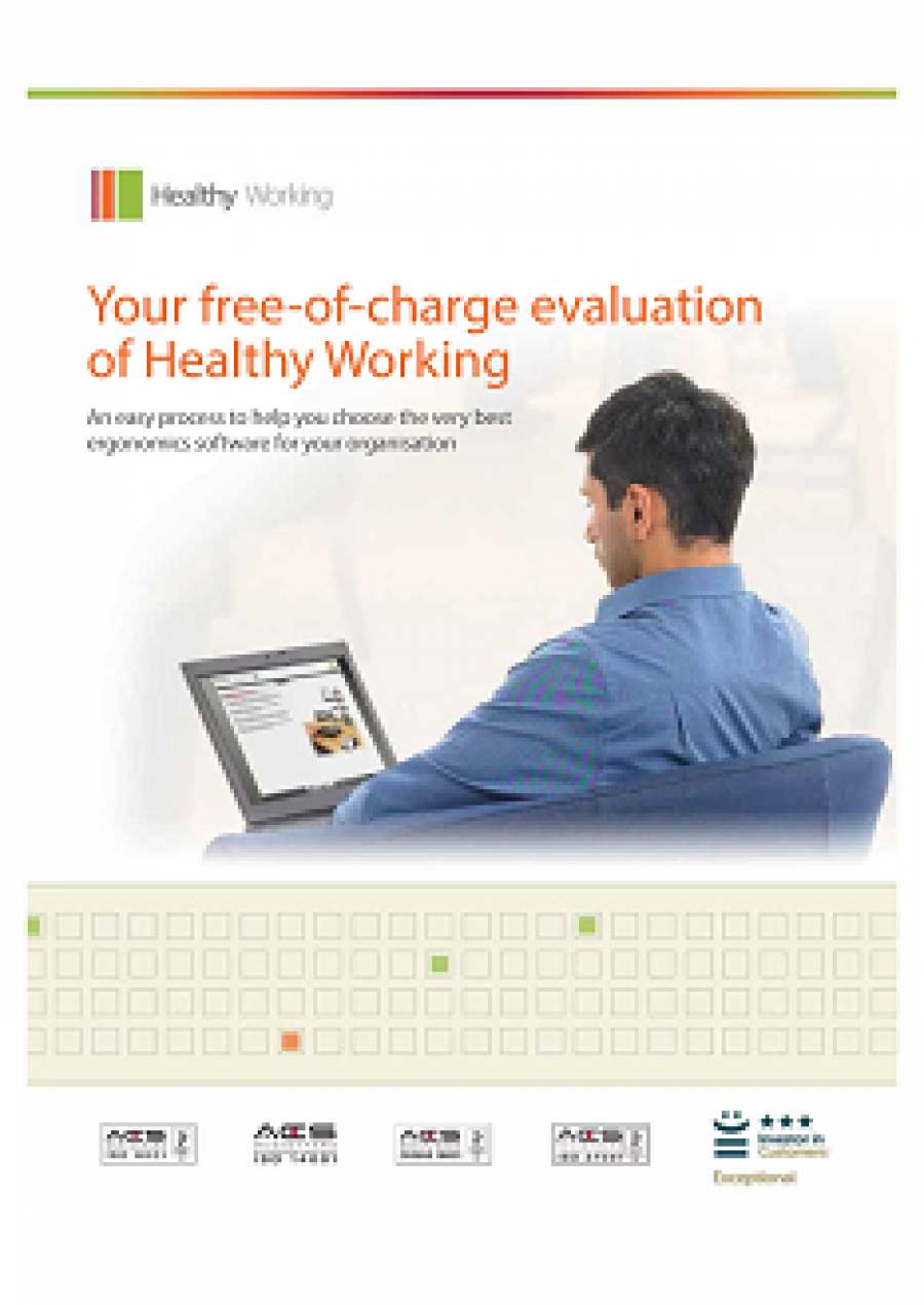 Healthy Working Evaluation