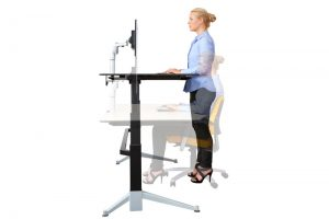 SitStandCOACH | Employee sit/stand desk coaching