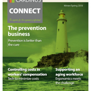 Preventing MSD risk | Cardinus Connect Magazine