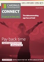 Cardinus US connect play back time magazine cover