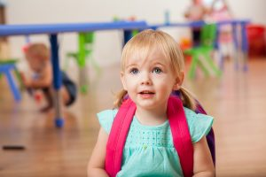 Children and backpack pain