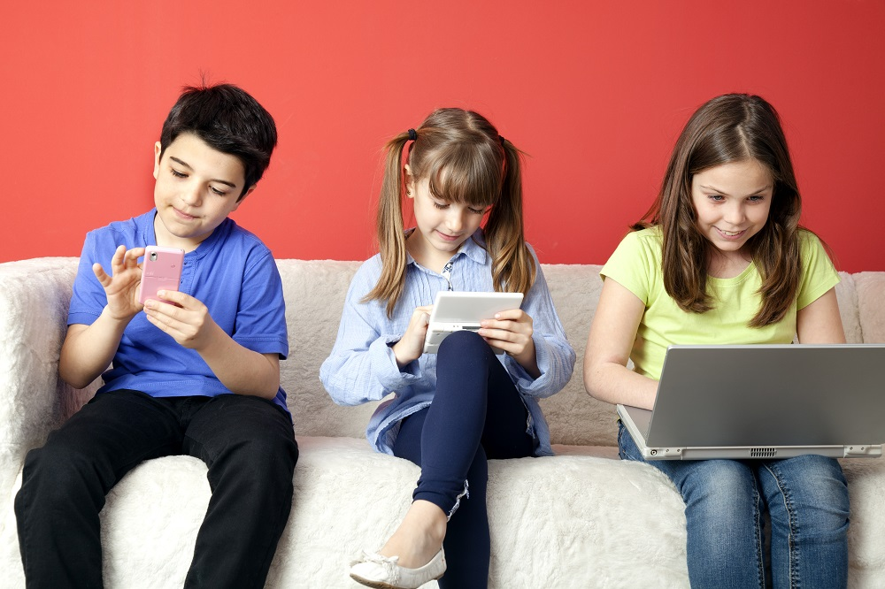 Young People and Technology Addiction