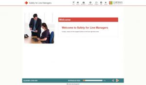 Welcome to Safety for Line Managers