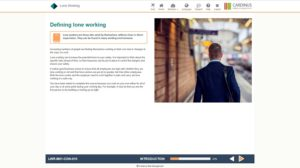 Defining Lone Working