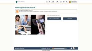 Defining Violence at Work
