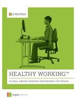 Healthy Working - Global Award-Winning Ergonomics Software