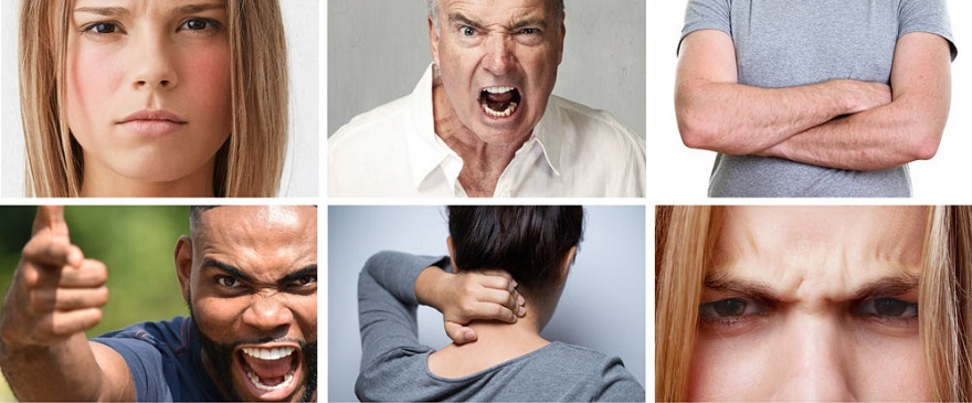 How body language affects dynamic risk assessments