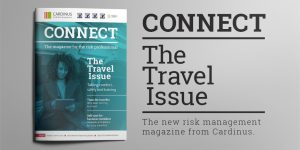 Cardinus Connect - The Travel Issue, Twitter Post Image
