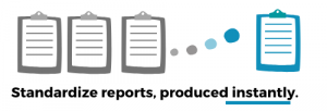 Healthy Working Pro - Standardize reports, produced instantly