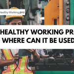 Healthy Working Pro - Where Can it be Used?