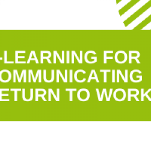 E-learning for Communicating Return to Work from Cardinus
