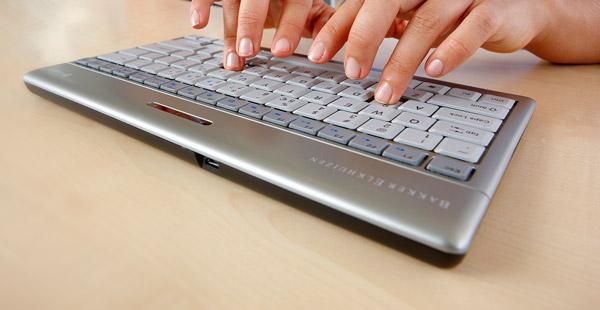 Ticken online touch typing course