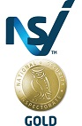 BAFE Gold NSI Certificate