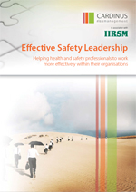 WP - Effective Safety Leadership