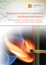 WP - Managing Fire Safety in Commercial and Residential Premises
