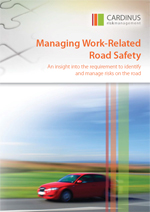 WP - Managing Work Related Road Safety