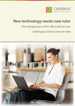 WP - New technology needs new rules