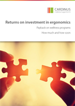 WP - Returns on investment in ergonomics