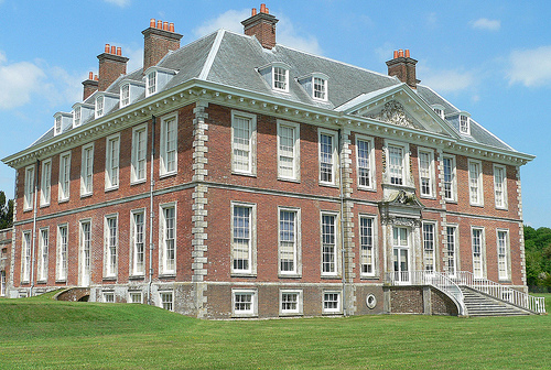Uppark House after the restoration