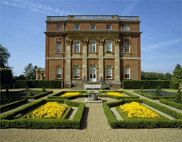 Clandon Park prior to fire