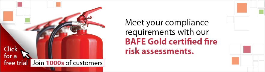 BAFE Gold Fire Risk Assessments