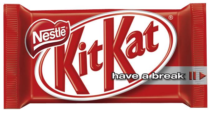Four Finger Kit Kat