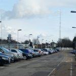 Cars in Car Park