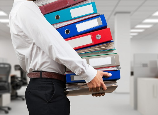 Manual Handling for the Office