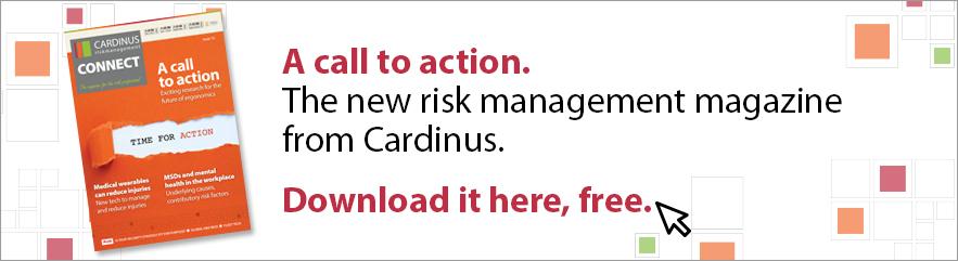 Cardinus Connect Issue 12 | Risk Management Magazine