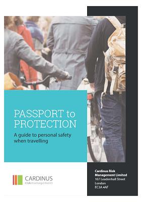 Travel Safety Handbook – Passport to Protection