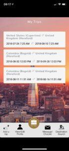 Travel Safe App