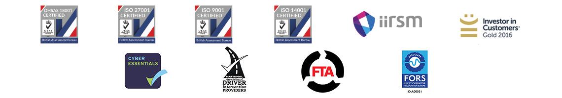 Fleet Risk Services | Accreditations