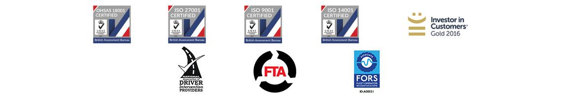 Fleet Risk Management | Accreditations