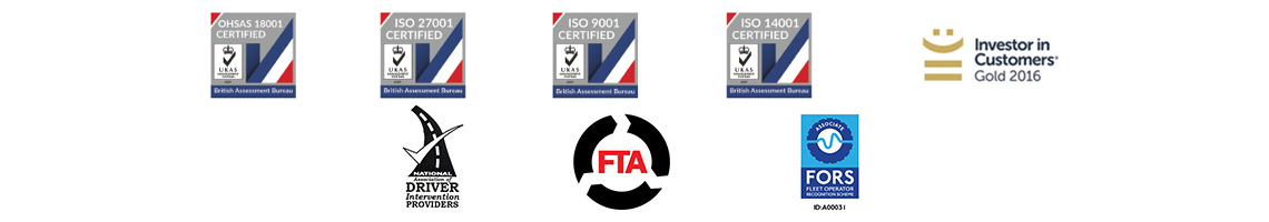 Fleet Risk Management | Accreditations