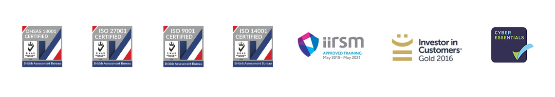 Safety and DSE   Accreditations