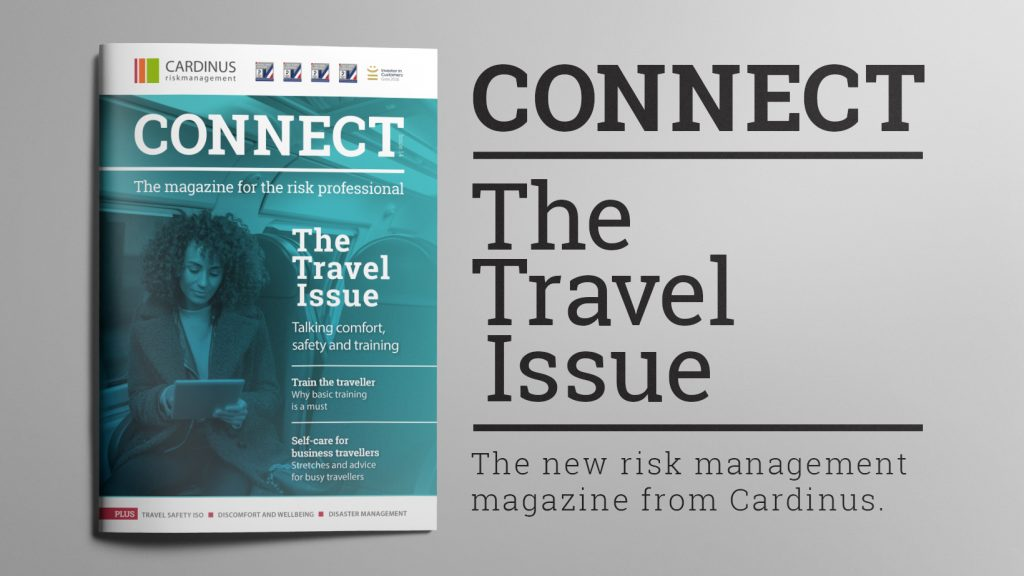 Cardinus Connect, The Travel Issue, Facebook Image