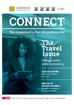 The Travel Issue | Thumbnail Front Cover