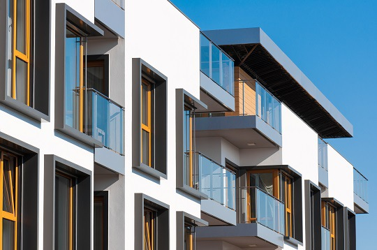 Property observed for type 3 fire risk assessment