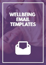 Wellbeing Email Templates | Cardinus