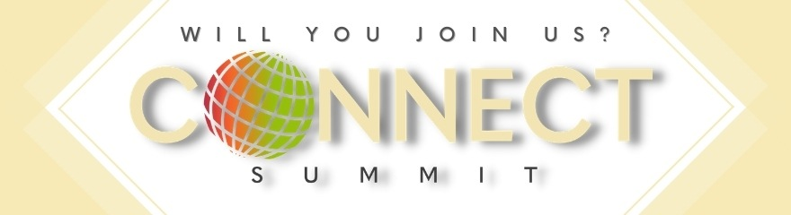 Connect Summit - Will You Join Us?