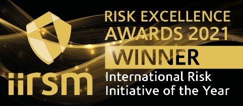 IIRSM Risk Excellence Awards - Winner - International Risk Initiative of the Year