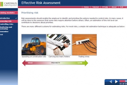 Effective risk assessment