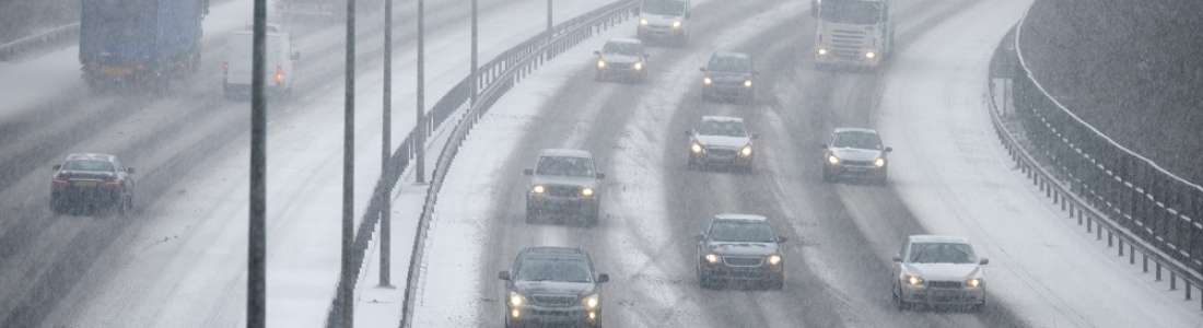 Top Tips for Driving in Winter Weather