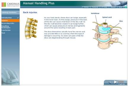 Manual Handling Plus