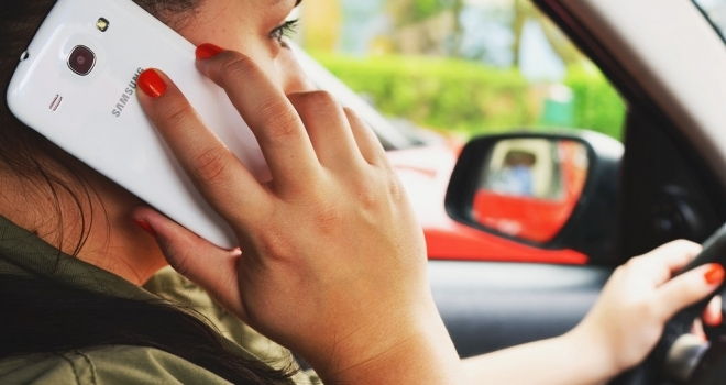 Mobile Phone Offences to Push Insurance Costs Up