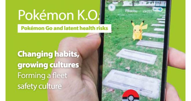 Pokémon K.O.: Cardinus Connect, Autumn/Winter 2016