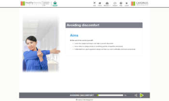 Avoiding Discomfort, Aims   Healthy Working